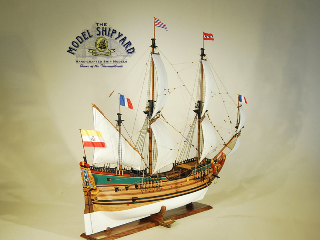 Voorschoten Model Ship
