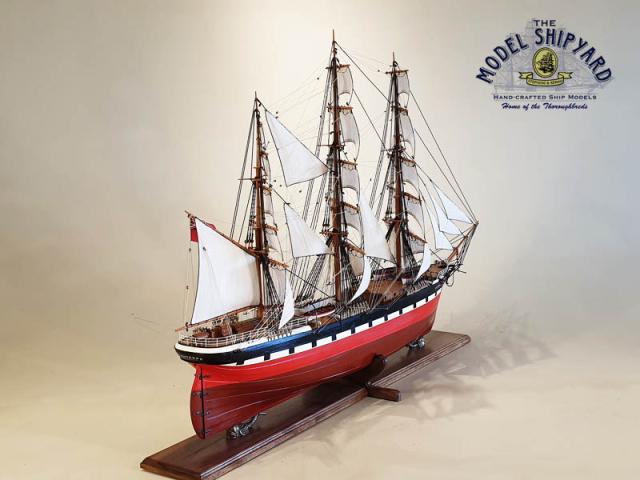 Euterpe (1863) Model Ship